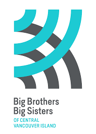 Big Brothers Big Sisters of Central Vancouver Island Logo