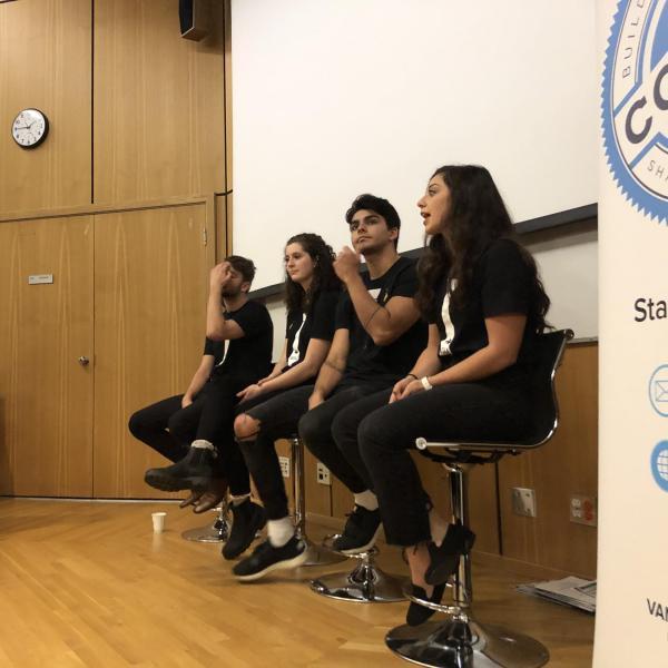 CCR Talks Event