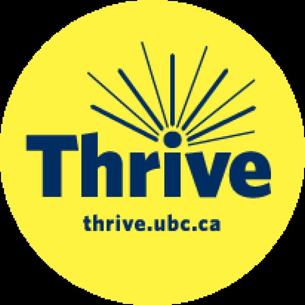 UBC Thrive Twitter Logo
