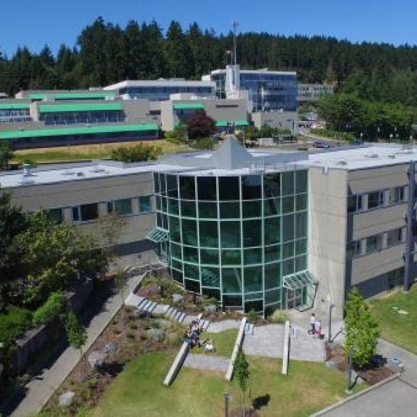 VIU Nanaimo Campus, Building 200, Student Affairs