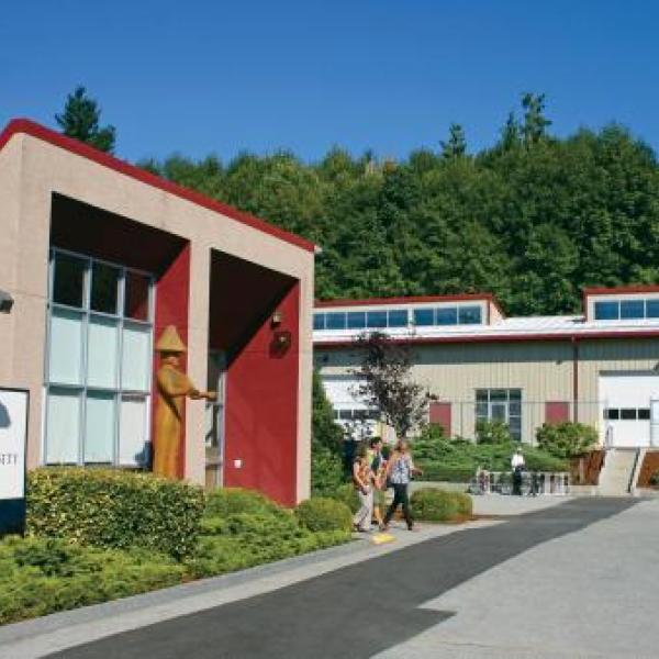 VIU Powell River Campus