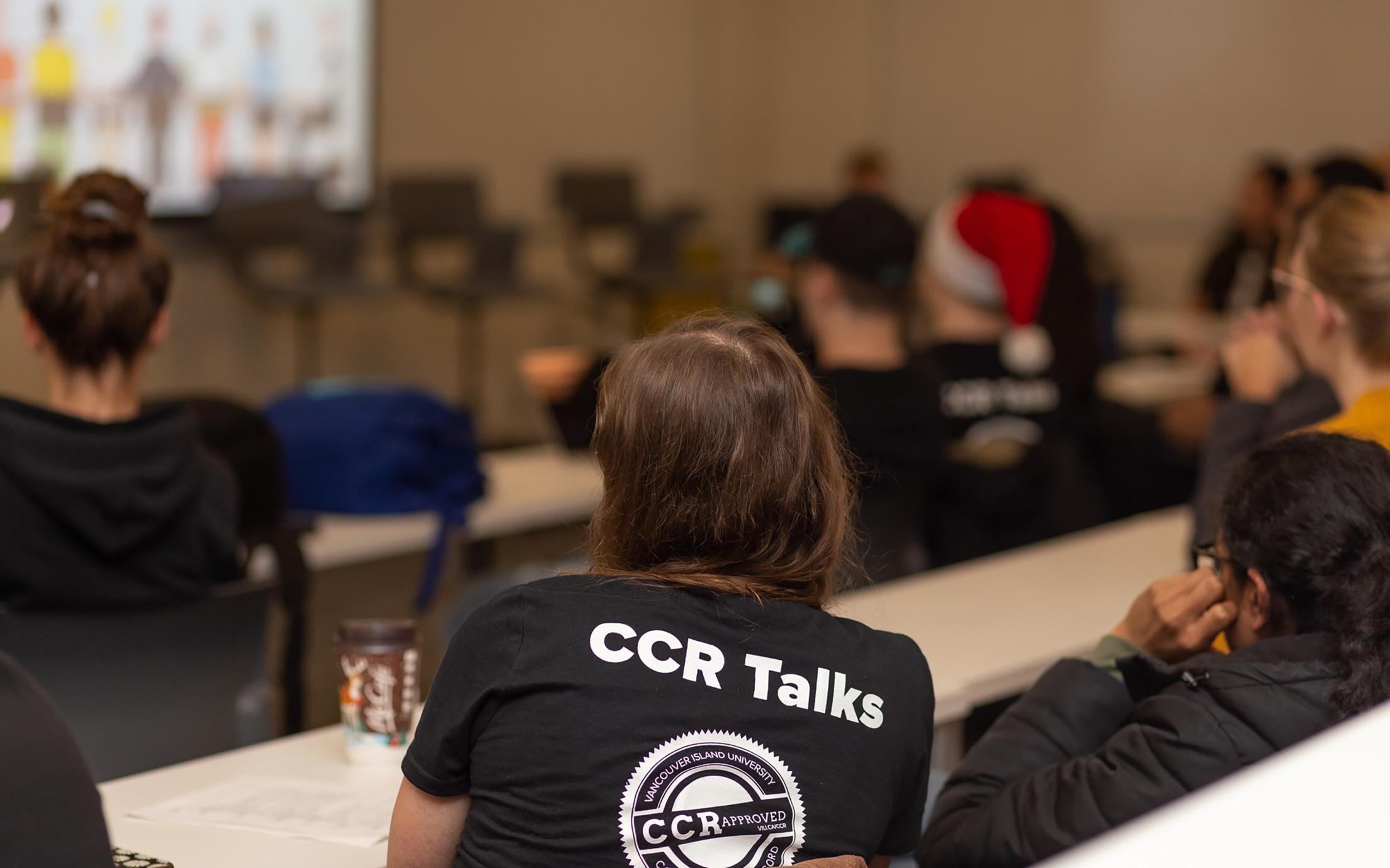 CCR Talks