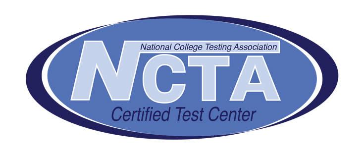 National College Testing Association logo
