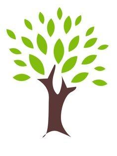 graphic of 'tree for change'
