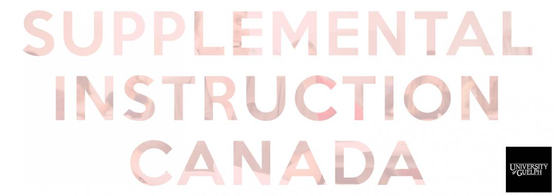 Supplemental Instruction in Canada